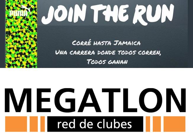 Megatlon - Join the Run