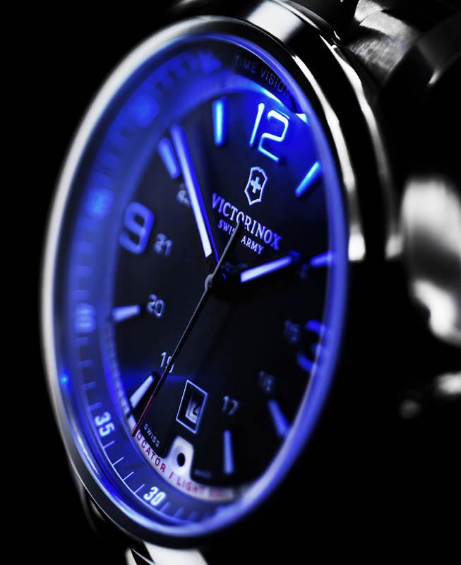 Victorinox Night Vision Led Azul