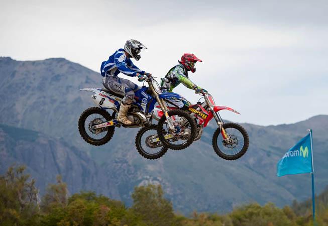 Acaxa - Campeonato de Motocross en Bariloche.