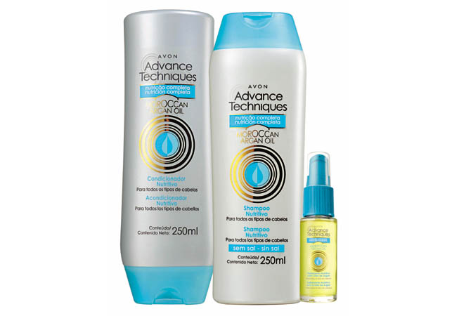Avon - Advance Techniques Argan Oil
