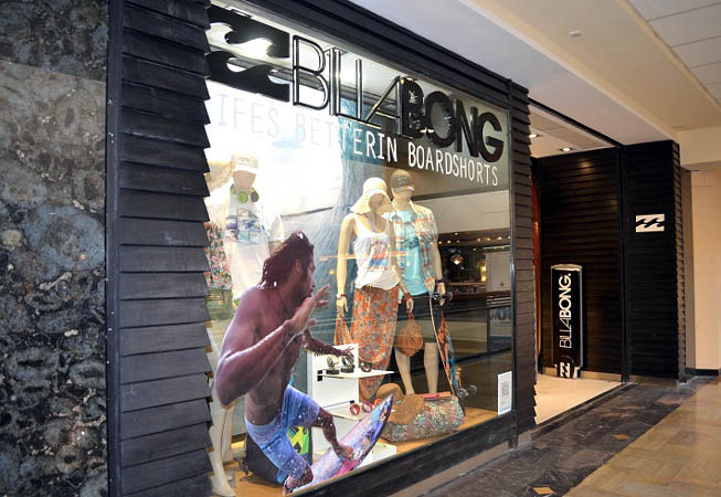 Billabong Unicenter.