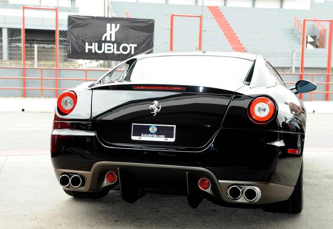 Hublot - Ferrari Trak Day.
