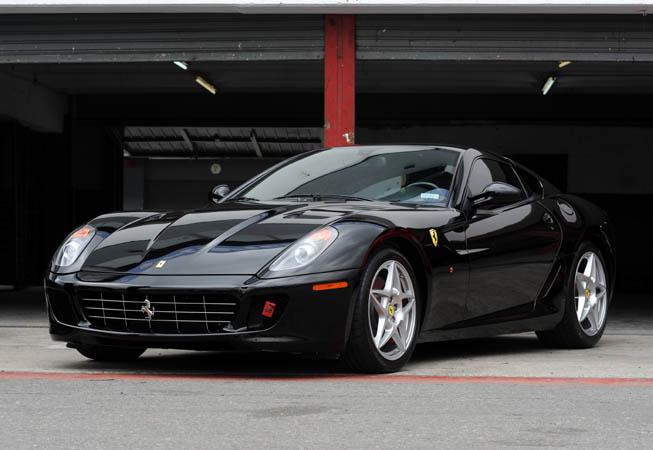Hublot - Ferrari Trak Day