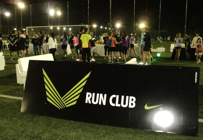 La previa del evento We Run Bue. (Foto: Héctor Osvaldo Losino)
