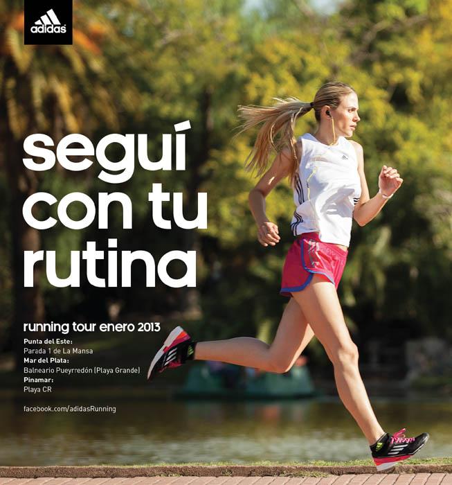 adidas Running Tour 2013