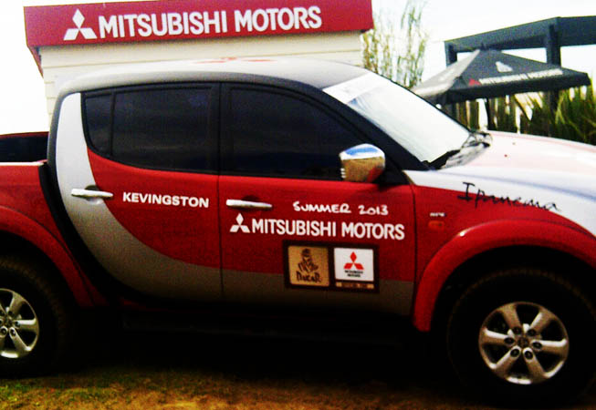 Kevingston-Mitsubishi