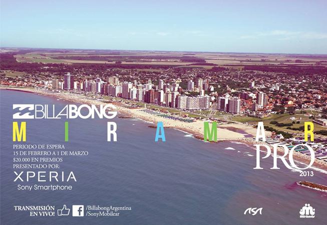 Billabong - Miramar Pro 2013
