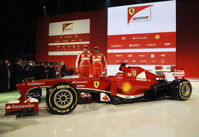 Hublot - Scuderia Ferrari 2