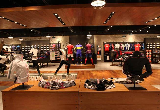 Nike Unicenter