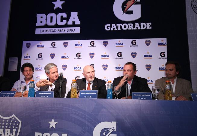 Alianza Boca - Gatorade