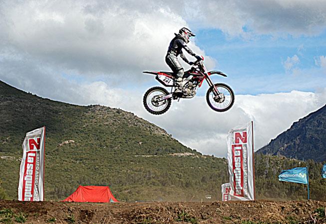 Nacional Motocross Bariloche