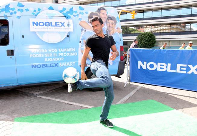 Noblex - Fabián Cubero 1