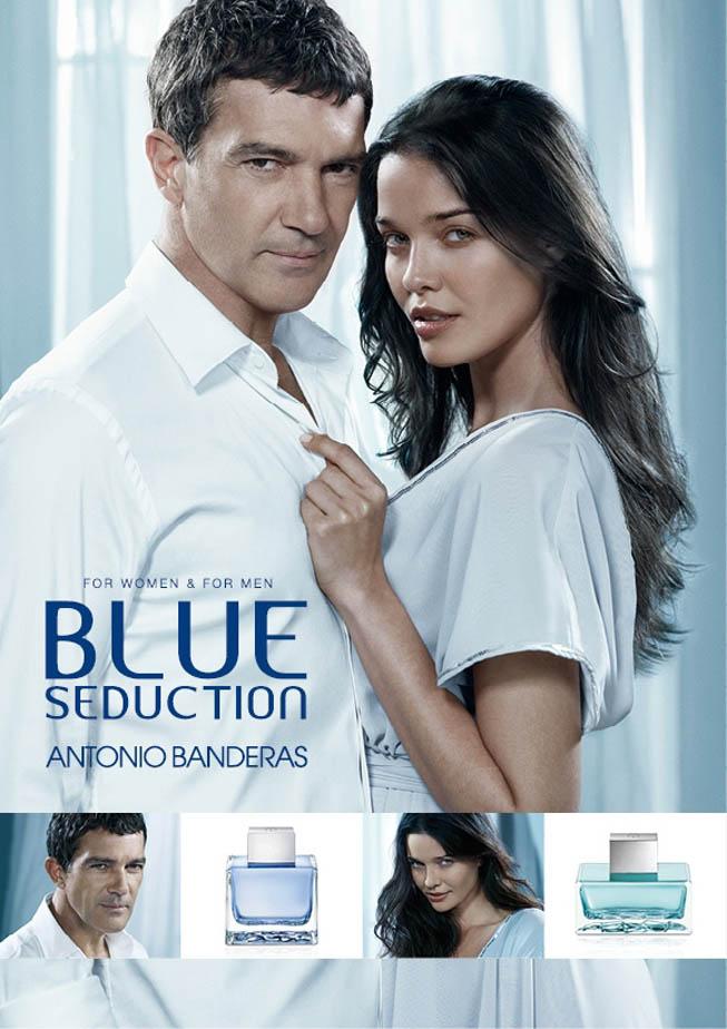 Antonio Banderas Blue Seduction