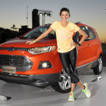 Ford - She Runs 2013 - Calu Rivero