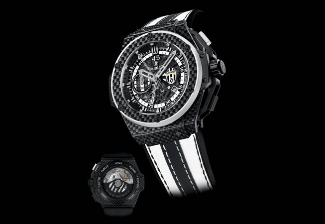Hublot - King Power Juventus de Turin