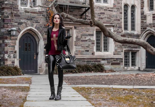 Juanita Jo - Campaña Otoño Invierno 2013 en Princeton