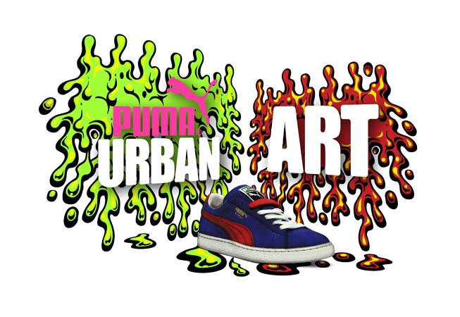 Puma - Urban Art 1