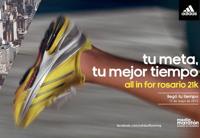 adidas - Maratón de Rosario