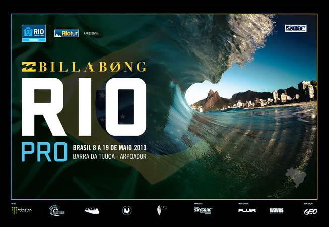 Billabong Pro Rio 2013