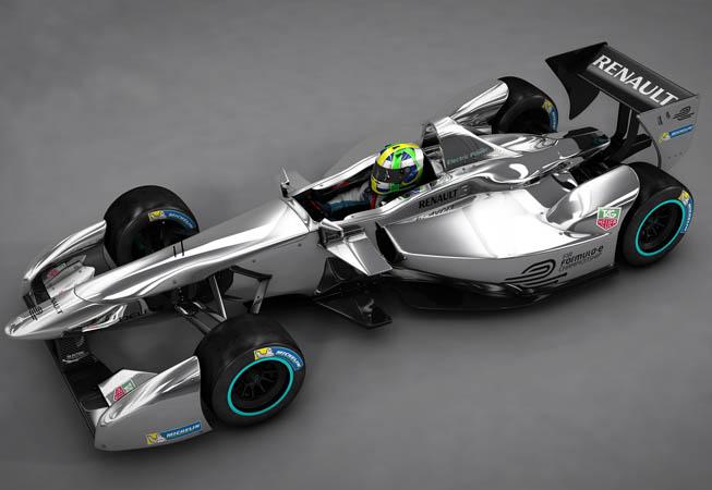 TAG Heuer - Fórmula E