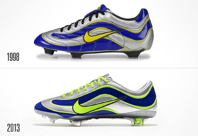 Nike - Botines Mercurial