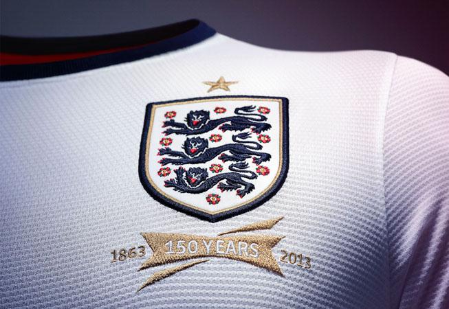Nike - Camiseta Inglaterra 10