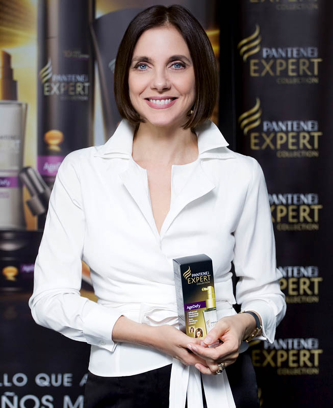 Pantene - Expert Collection Age Defy - Silvina Chediek