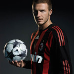 En el AC Milan. (Foto: adidas Argentina)