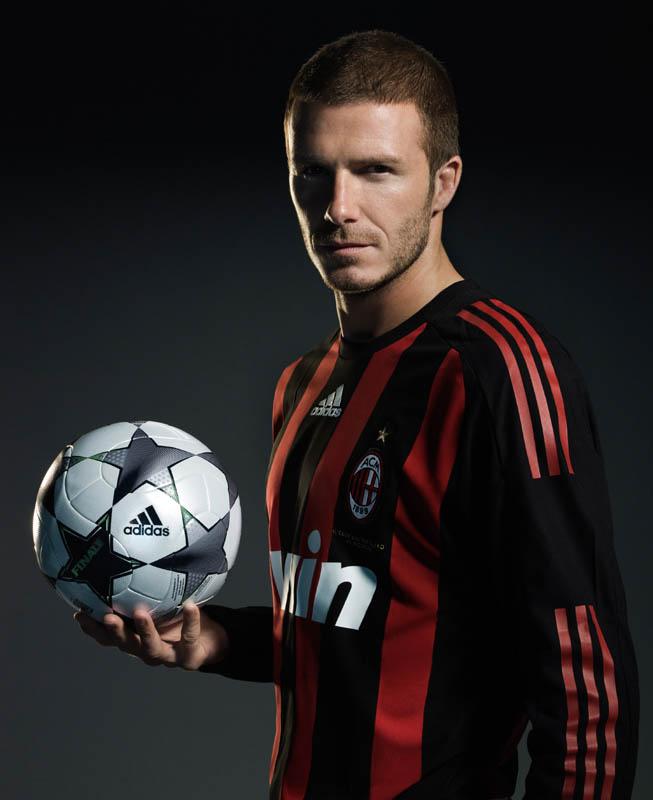 En el AC Milan. (Foto: adidas Argentina)