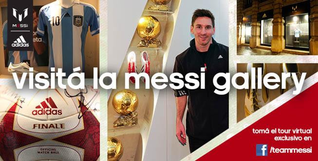 adidas - Galería Messi
