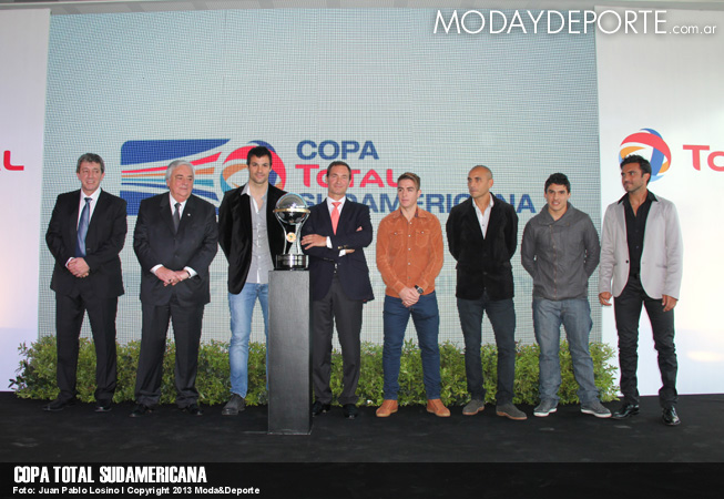 Copa Total Sudamericana.