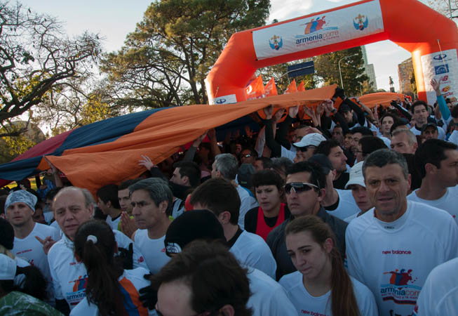 Armenia Corre 2013