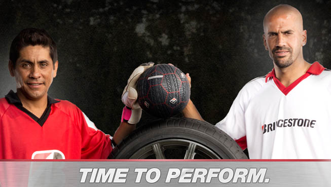 Bridgestone - Time To Perform