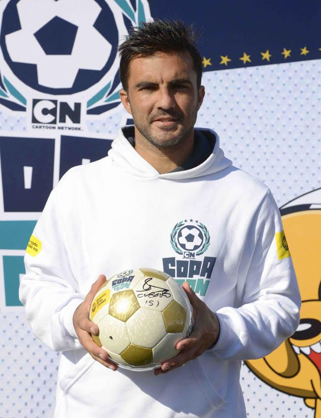 Fabián Cubero.