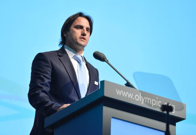 Agustín Pichot.  (Foto: R. Juilliart/COI).