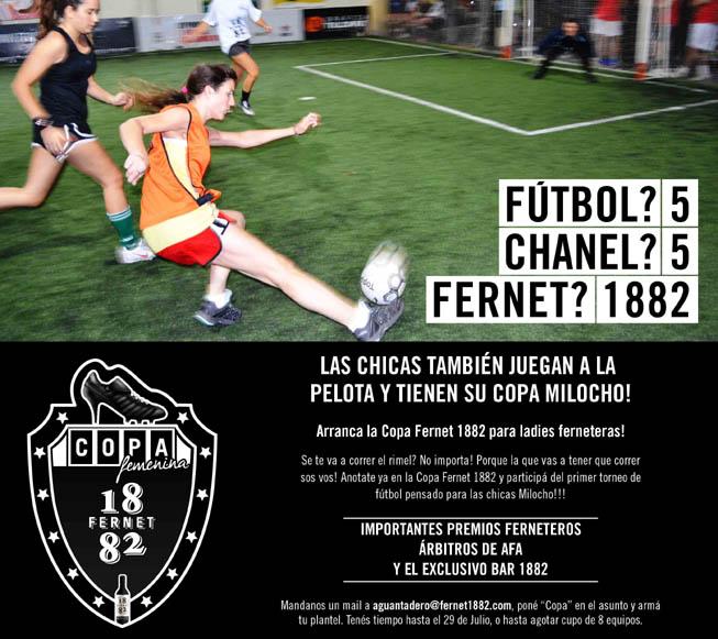 Fernet - Copa Femenina