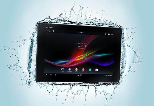 Sony - Xperia Tablet Z 1
