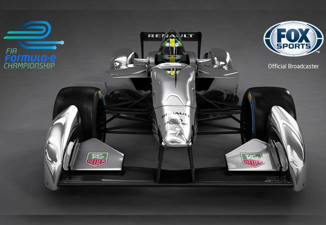 Fox Sports - Formula E