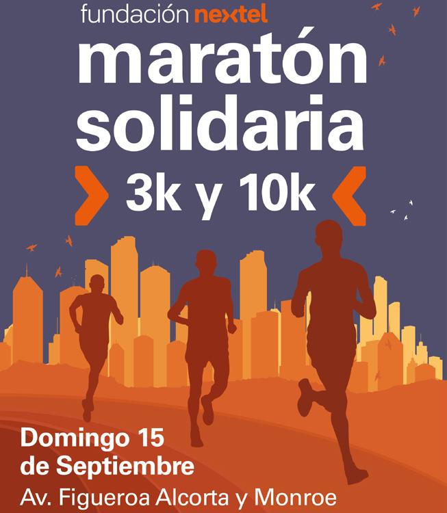 Maratón Solidaria Nextel