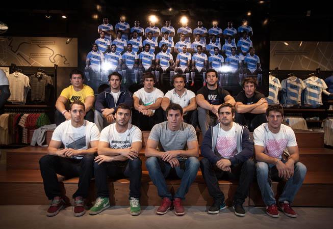 Nike - Camiseta Los Pumas 2013