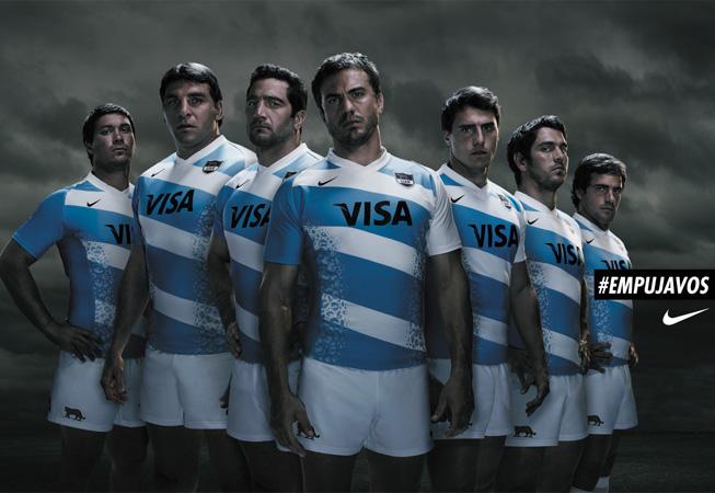Nike - Los Pumas Empuja Vos