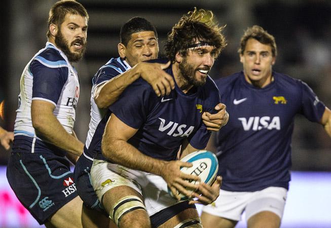 Nacho Fernandez Lobbe. (Foto: Prensa U.A.R.)