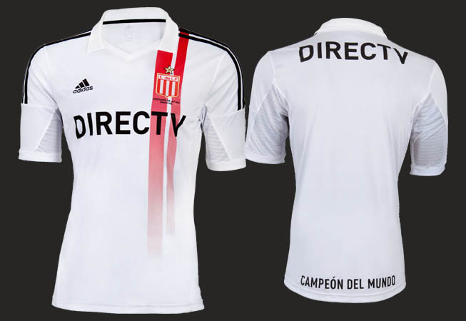 adidas - Camiseta Estudiantes Alternativa 2013