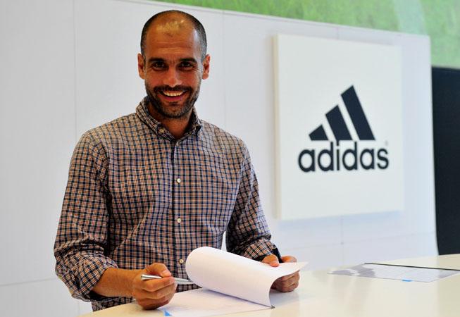 adidas - Pep Guardiola