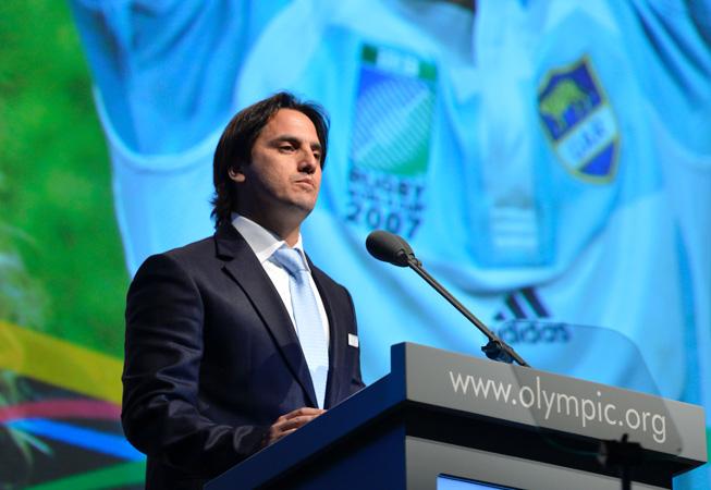 Foto: Comité Olímpico Internacional.