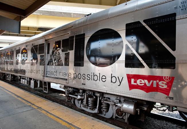 LEVI'S - Station to Station.