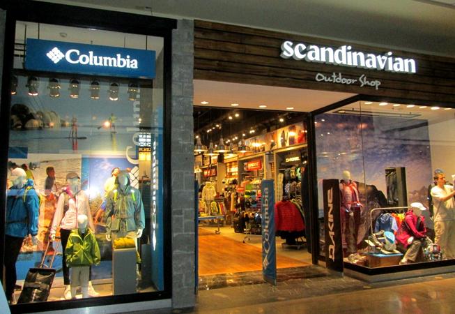 Scandinavian Abre Su Nuevo Local En Unicenter Moda Y Deporte