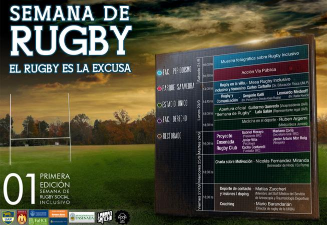 UAR - Semana Rugby Inclusivo