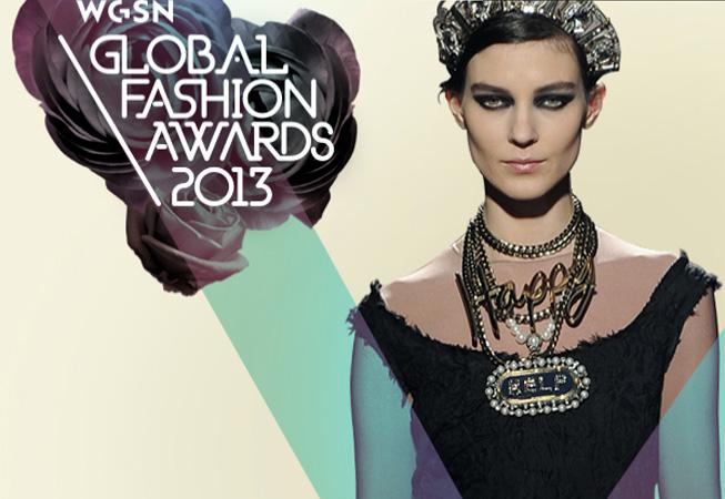 Global Fashion Awards 2013