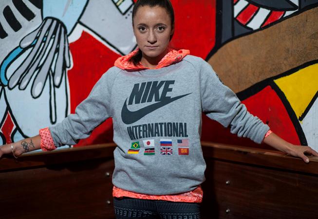 Nike - Florencia Borelli 1